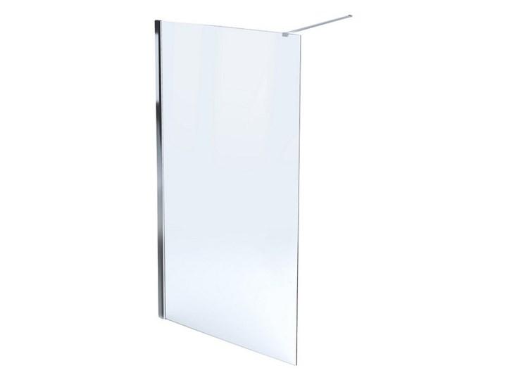 Kabina Walk in Fix 80 Szerokość 80 cm Narożna Wysokość 195 cm Przyścienna Kategoria Kabiny prysznicowe