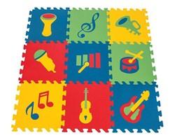 WOOPIE Piankowa Mata Edukacyjna Antybakteryjna Instrumenty