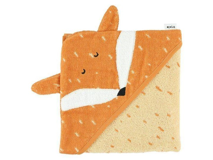 Mr.Fox Ręcznik z kapturkiem 75x75cm UPOMINKARNIA