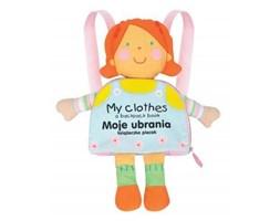 Moja pierwsza książeczka - Moje ubrania