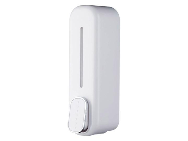Dystrybutor mydła Bisk G4 350 ml biały Tworzywo sztuczne Dozowniki Kategoria Mydelniczki i dozowniki