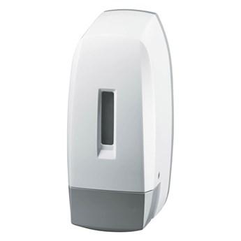 Dystrybutor mydła Bisk H1 500 ml biały