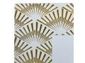 Złota ramka fotograficzna Goldi 23x18 cm Pomieszczenie Salon
