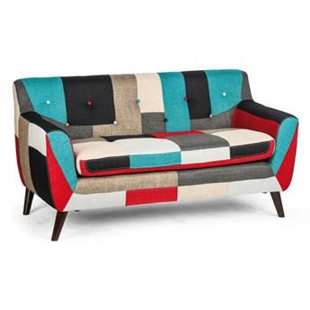 Sofa patchworkowa GRAND, 2 siedziska