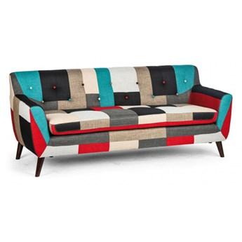 Sofa patchworkowa GRAND, 3 siedziska