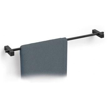 Reling łazienkowy Zack Carvo czarny 65 cm kod: ZACK-40502