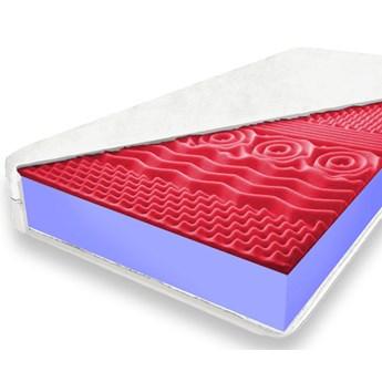 Materac piankowy twardy masujący ZONE HARD 160x200