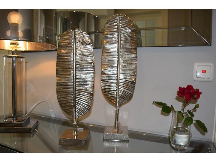 Dekoracja Figurka Lisc Metal Kategoria Figury i rzeźby