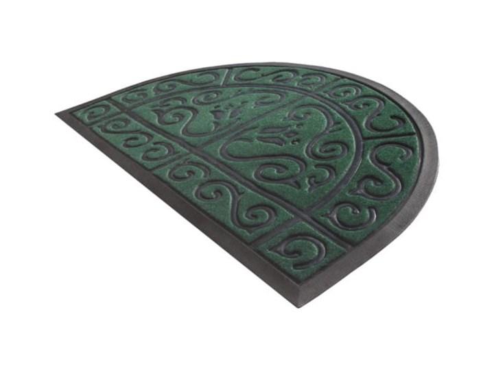 Wycieraczka dywanikowa półokrągła 50x80cm (Zielona) - oficjalny sklep internetowy YORK Guma Kolor Szary
