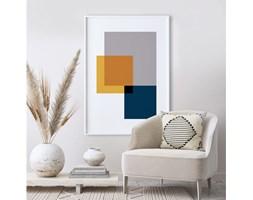 FIGURY 3 - minimalistyczny plakat