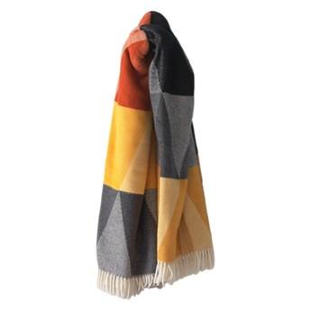 Pled z domieszką bawełny Euromant Pisa, 140x160 cm