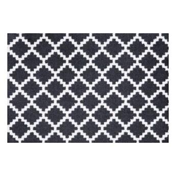Czarno-biała wycieraczka Hanse Home Elegance, 50x70 cm