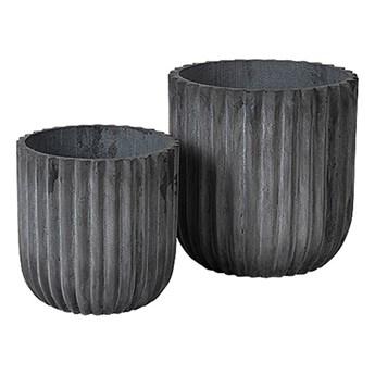 Broste Copenhagen - Zestaw dwóch donic Cylinder