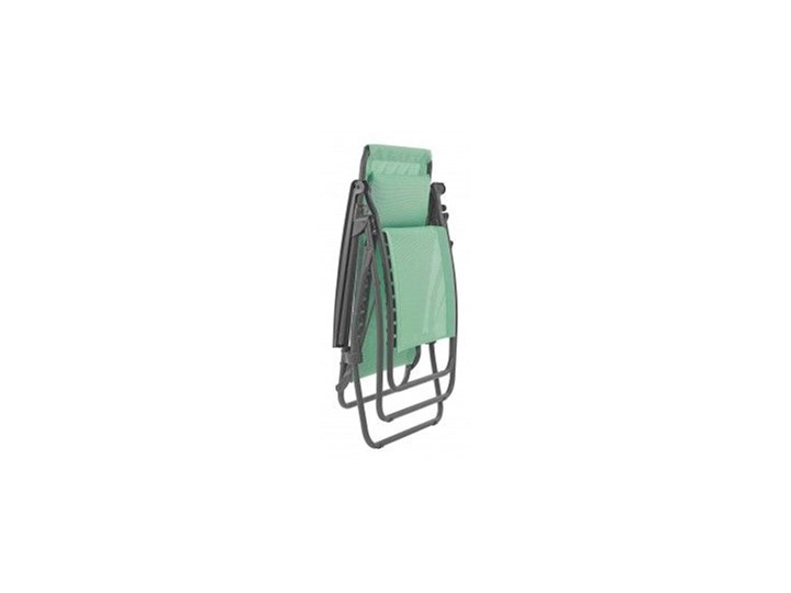 Leżak Lafuma R Clip Green LFM4020 9266 Metal Składane Z regulowanym oparciem Kategoria Leżaki ogrodowe Styl Nowoczesny