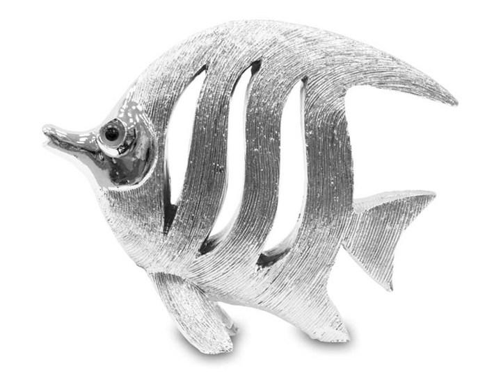 Srebrna rzeźba ryby Skala Kategoria Figury i rzeźby
