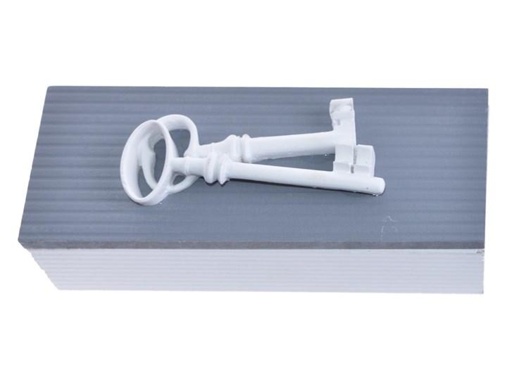 Pudełko na klucze Purdi Kolor Szary Drewno Kategoria Szafki i wieszaki na klucze
