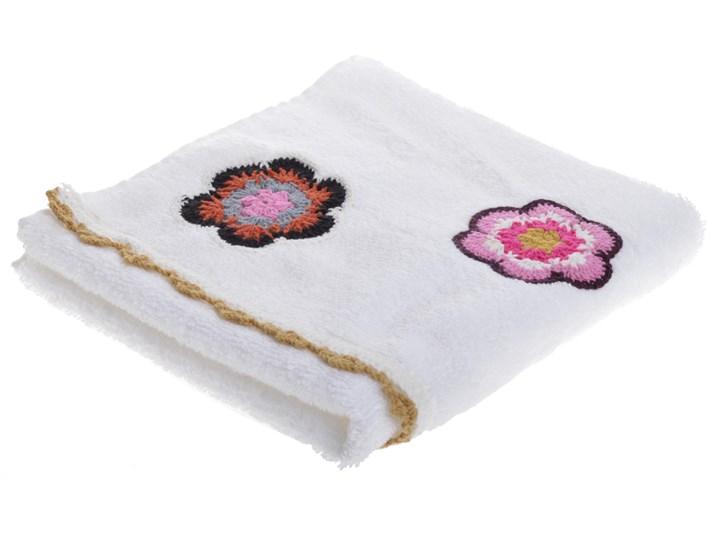 Ręcznik Morko - biały 40x60 cm Bawełna Ręcznik do rąk Kolor Szary Kategoria Ręczniki