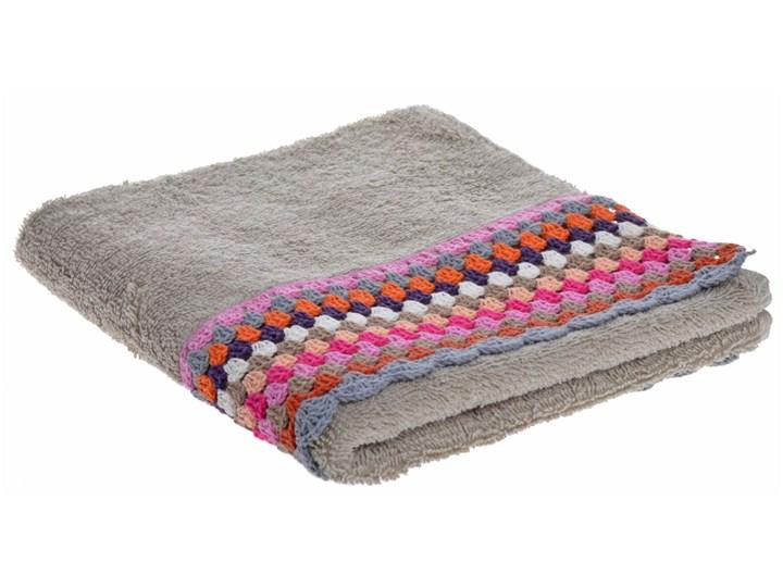 Ręcznik Alnil - szary 40x60 cm Bawełna Ręcznik do rąk Kategoria Ręczniki