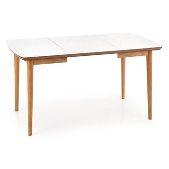 Stół do jadalni z rozkładanym blatem w stylu skandynawskim Barret