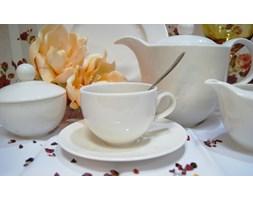 KAROLINA: Garnitur do kawy na 6 osób - AMELIA Niedekorowana
