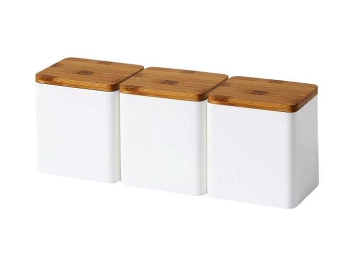 Pojemnik do przechowywania GoodHome Budu 3 szt. Kategoria Pudełka do przechowywania