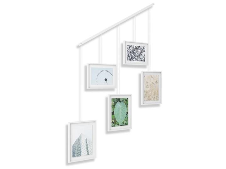 Ramka na zdjęcia Exhibit 70x66 cm biała Multiramka Pomieszczenie Pokój przedszkolaka