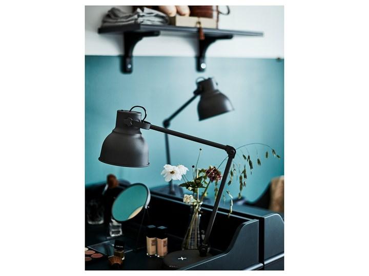 IKEA LOMMARP Biurko, Ciemnoniebieski-zielony, 90x54 cm Sekretarzyk Drewno Sosna Płyta MDF Szerokość 90 cm Pomieszczenie Biuro