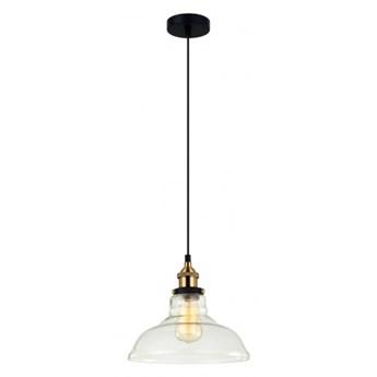 Hubert MDM-2381/1 LAMPA WISZĄCA ITALUX LOFT SZKŁO