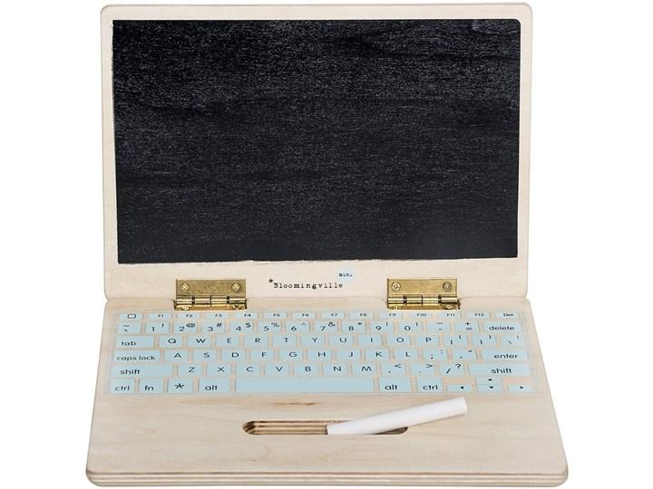 Kredowa tablica w kształcie notebooka Bloomingville School Stojąca Tablice kredowe Kategoria Tablice magnetyczne