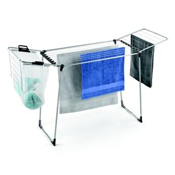 Suszarka na pranie z woreczkiem na klamerki Metaltex