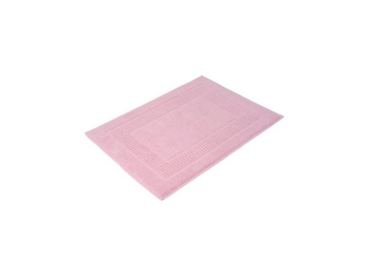 Dywanik łazienkowy GÖZZE Bio 118-39-74 Różowy Bawełna Kategoria Dywaniki łazienkowe