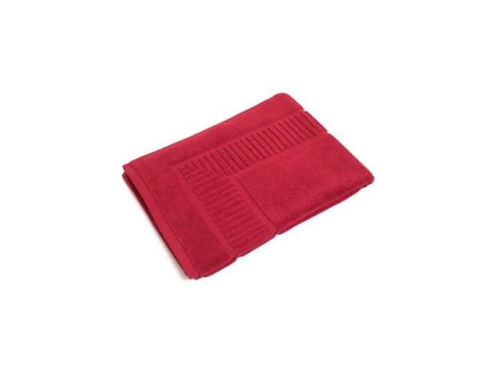 Dywanik łazienkowy GÖZZE Bio 118-37-7 Czerwony Bawełna Kategoria Dywaniki łazienkowe