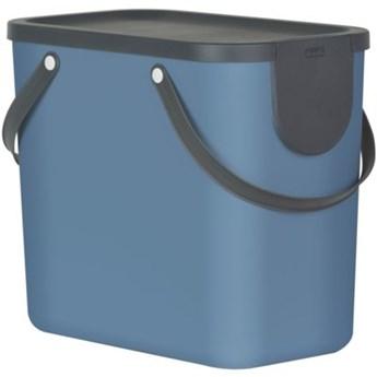 Kosz na śmieci ROTHO 1024906161 Albula 25 L Niebieski