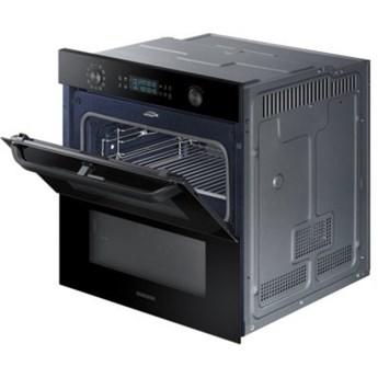 Piekarnik SAMSUNG NV75N5641RB Dual Cook Flex Elektryczny Czarny A+
