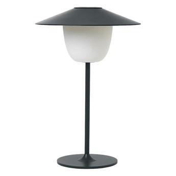 Czarna lampa led Blomus Ani Lamp