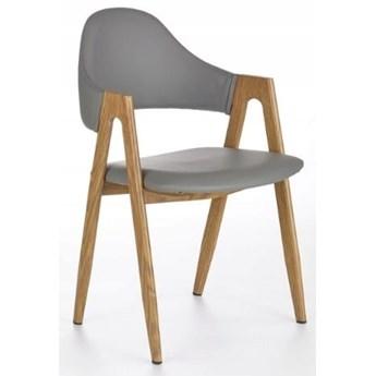 Krzesło K247 Popiel Halmar