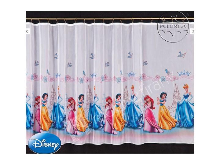 Firany Firanki Dla Dzieci Księżniczki Disney 2 Szyte Na Wymiar