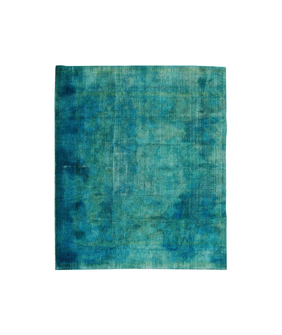 Dywan Ręcznie Tkany Tabrriz Turquoise 1046 Turkusowy 291 Cm X 306 Cm