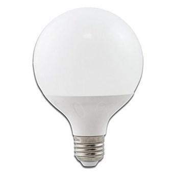 Żarówka globe LED E27 15W zimna 6400K kula G95