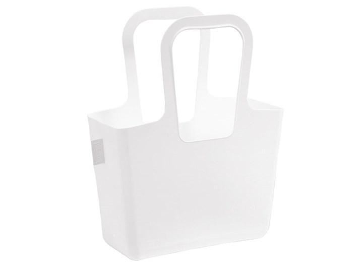 wielkanocne dodatki torba TASCHELINO biała KOZIOL Tworzywo sztuczne Kolor Biały Kategoria Gazetniki