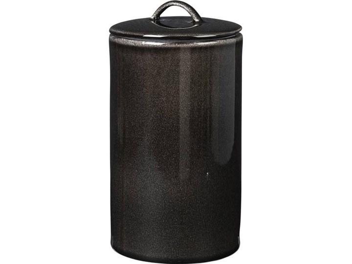 Broste Copenhagen - Pojemnik ceramiczny Nordic Coal Typ Pojemniki Ceramika Kategoria Pojemniki i puszki