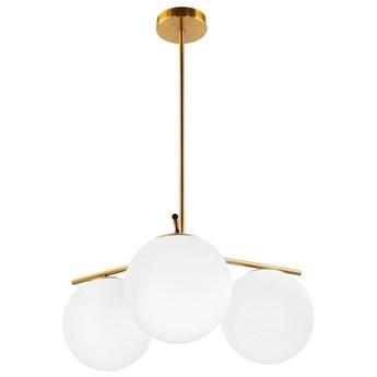 Lampa wisząca VENUS-3 mosiądz 60 cm