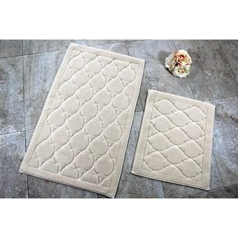 Zestaw 2 dywaników łazienkowych Dante