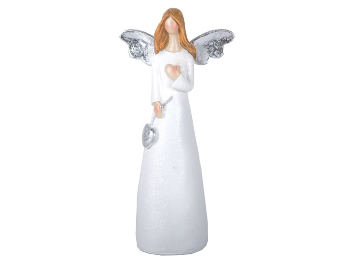 Figurka ceramiczny aniołek Goes 18 cm