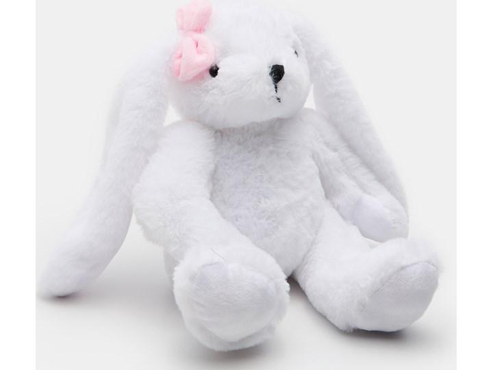Sinsay - Przytulanka królik - Biały Króliczki i zajączki Kategoria Maskotki i pluszaki