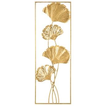 Dekoracja ścienna w złotym kolorze Mauro Ferretti Sabia