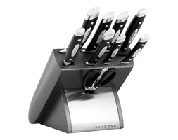 Blok z nożami 10-częściowy Platinum Classic Scanpan SC-92001000CLS