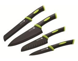 Komplet noży Scanpan 4 szt. Spectrum zielono/czarne SC-51000401