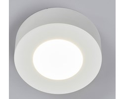 Lampa LED Marlo biała 4000K okrągła 12,8cm