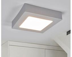 Lampa LED Marlo srebrna 3000K kątowa 18,1cm